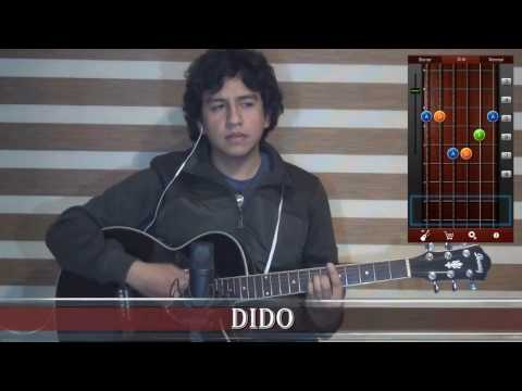White Flag - Dido (Cover with Chords)