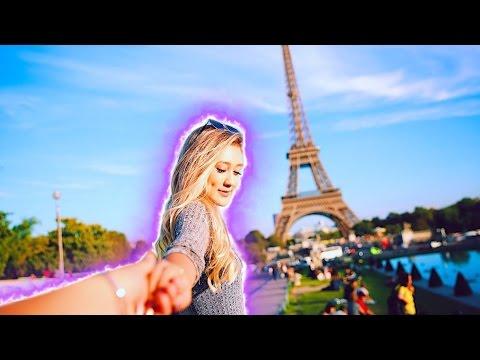 SHE WON'T PROPOSE IN PARIS!