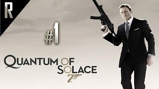 ► James Bond: Quantum of Solace - Walkthrough HD - Part 1