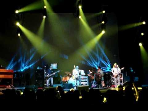 """Furthur """" Till The Morning Comes """"  2-12- 2010 Hampton Coliseum, Hampton,Va"""