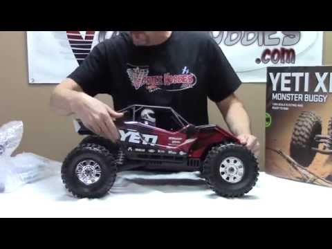 Axial Yeti XL Review & Running Video - Vortex Hobbies