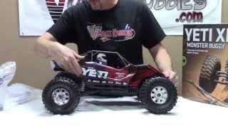 Axial Yeti XL Review & Running Video - Vortex Hobbies