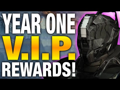 Destiny Year One VIP Rewards Available - The Old Guard Shader - Be Brave Emblem - Ravensteel Sparrow