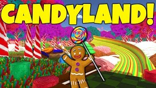 CANDYLAND! | Golf With Your Friends