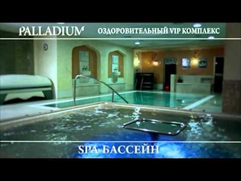 VIP сауна в Одессе от PALLADIUM