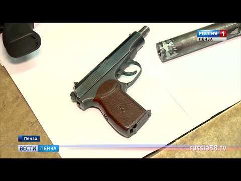 Пензенец собрал из макета автомата Калашникова боевое оружие