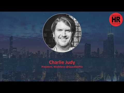 Hacking HR Forum Chicago With Charlie Judy