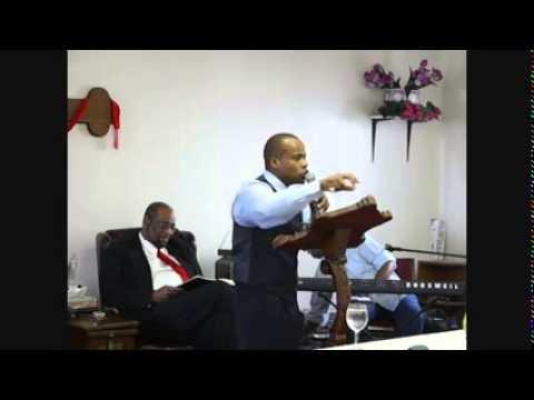 Pastor Michael Barrett Jr - Sermon date 01/12/14