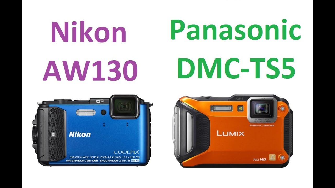 Panasonic Lumix DMC-FT30 16MP Waterproof Camera Review - YouTube