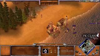 Age of Mythology: Kimo Vs. Illuminaze | Crazy Hydra Mass!? Zeus Vs. Oranos Game 3