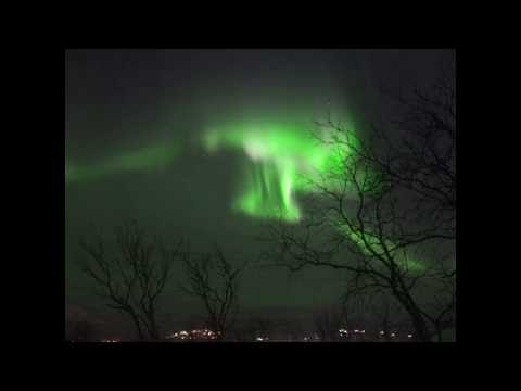 Northern Lights put on spectacular show in sky over Finland