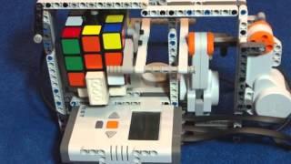 Small Rubik's Cube Solver 1.1