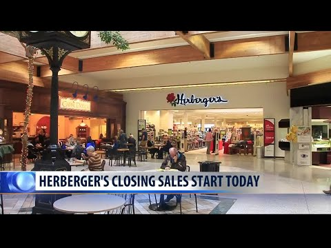 Herberger's Closing Sales Start Friday