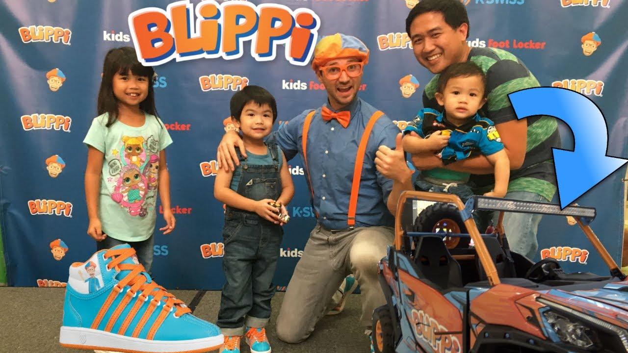 K-Swiss Kids footlocker Sneaker Launch