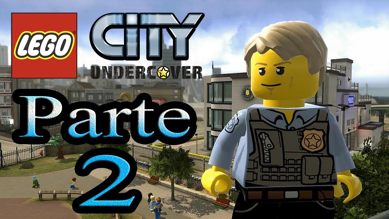 Let's Play : Lego City Undercover - Parte 2 - YouTube