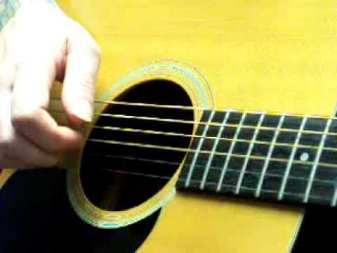 Broken guitar lesson by Teague Purtell