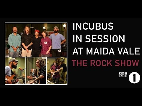 Incubus Cover Sia's Elastic Heart (In Session At Maida Vale) July 26, 2015