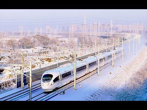 零下40度環境中穿梭,中國高鐵挑戰極寒環境,引來美國記者驚嘆