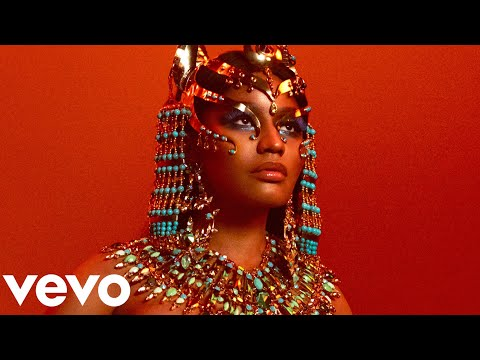 Nicki Minaj - Hard White (Official Lyrics Video)