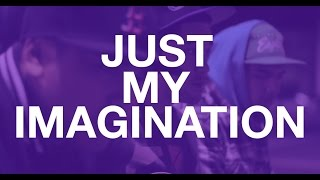 Lazy J & Big Guy feat. Buxx - Just My Imagination [ Jam-Edit ]
