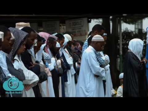 How do Nairobi's Muslims celebrate Eid Ul-Fitri