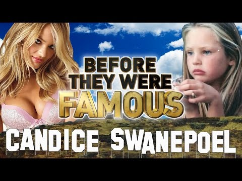 CANDICE SWANEPOEL  Before They Were Famous