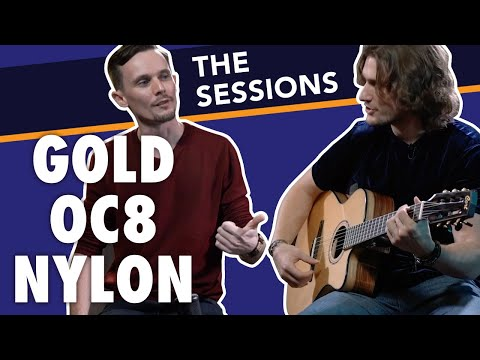 The Sessions: Cort Gold OC8 Nylon