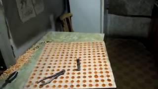 Кассеты из пенопласта. следующее видео дублирует, дополняет