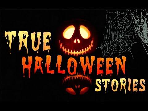 10 True Scary HALLOWEEN Horror Stories (Vol. 2)