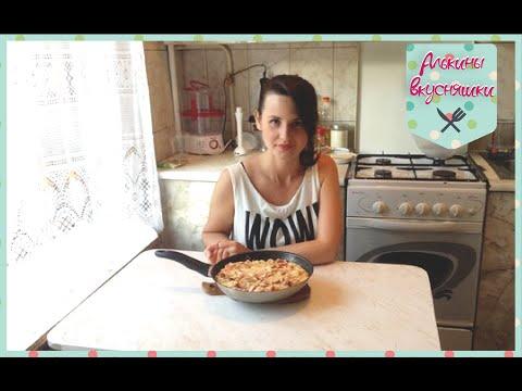 Пицца в сковородке за 10-15 мин. Как приготовить пиццу в сковородке?