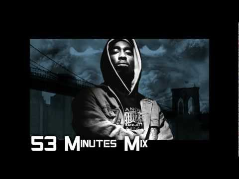 2Pac 53 Minutes Mix (Best of 2Pac) By DJ M-Rock