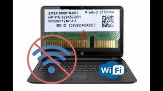 не работает WIFI на ноутбуке. Как включить WIFI без клавиатуры