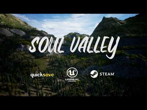 Soul Valley - Trailer - Adventure/Puzzle Game