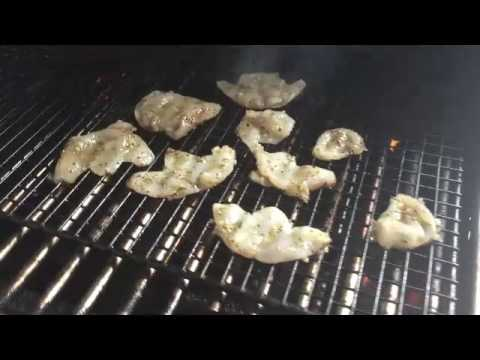 Quick Grilled Yummy Calamari In Just Seconds