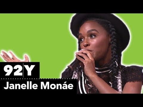 Janelle Monáe: The arts saved my life