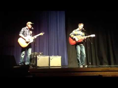 Sugar Salem high school talent show- upside down