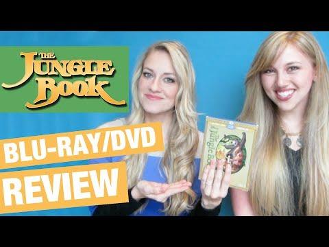 [BLU-RAY REVIEW] The Jungle Book Diamond Edition