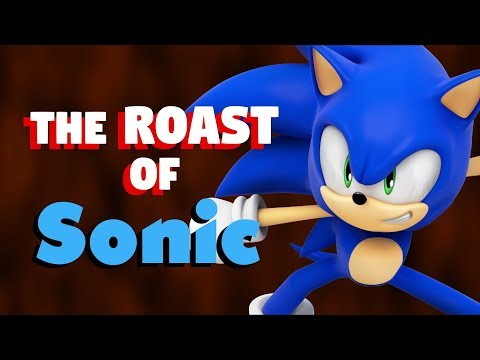 The Roast of Sonic - Super Smash Bros Roasts!