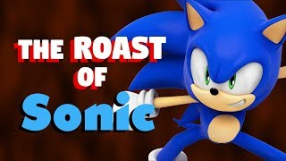 The Roast of Sonic - Super Smash Bros Roasts!