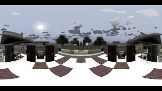 Avicii - Waiting For Love - 360 Video recreated in Minecraft using Note Blocks