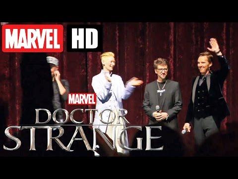 Marvel's Doctor Strange - Das Fan-Event in Berlin | Marvel HD
