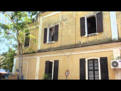 Pondichéry, Ancienne Colonie Française Des Indes