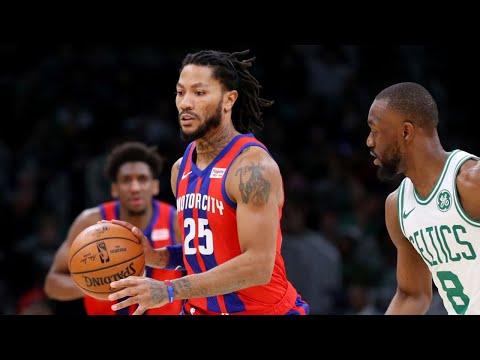 Boston Celtics Vs Detroit Pistons Full Game Highlights   December 20, 2019-20 NBA Season