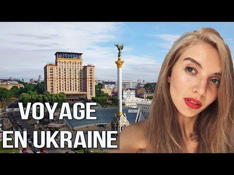 Voyage en Ukraine: Quoi faire à Kiev.