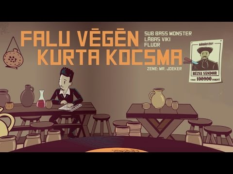 RED BULL PILVAKER – Falu végén kurta kocsma (Lábas Viki, Sub Bass Monster, Fluor)