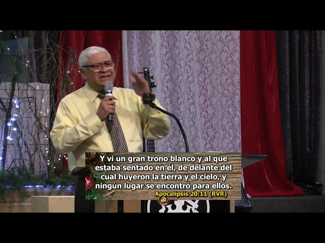 El Juicio del Gran Trono Blanco - Sermones Cristianos