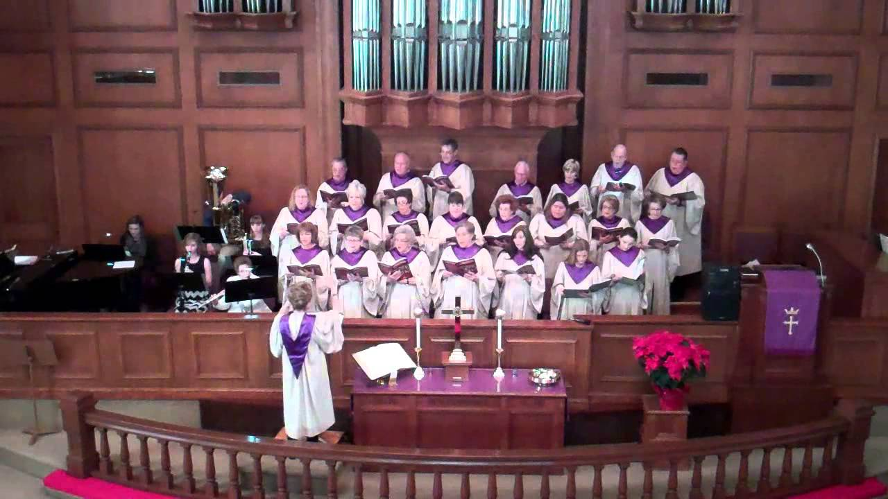 Sing a Song of Christmas by Michael Barrett & Joseph Martin - YouTube