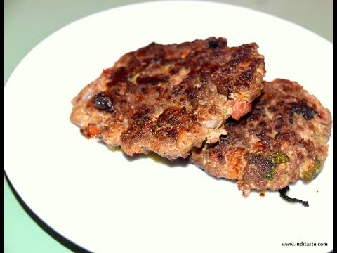 Chapli Kebab | Pakistani Kebab | In my way