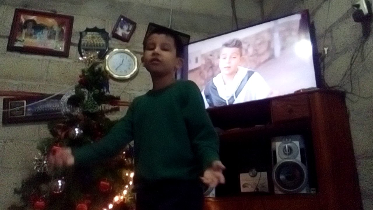 Niño Cantando Por Fin Te Encontre Adexe Y Nau Youtube