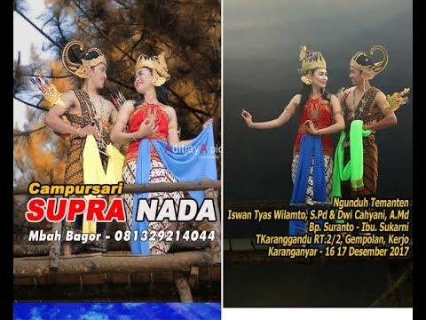 Live Streaming #CS. SUPRA NADA # Live Karanggandu, Gempolan, Kerjo, Kra. - BAP SOUND